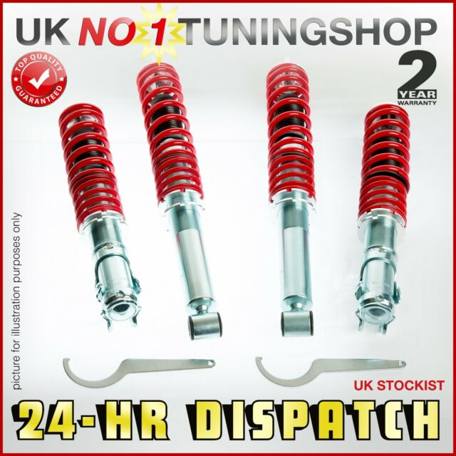 COILOVER SEAT TOLEDO 1L 1.9D 1.9TDI  93-99  ADJUSTABLE SUSPENSION- COILOVERS*
