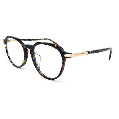 MCM Eyeglasses MCM2664A 235 Havana Blue Tea Cup Unisex 52x18x140