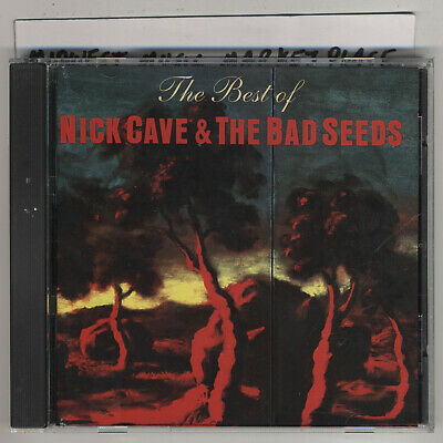 The Best Of Nick Cave & The Bad Seeds - MINT CD - Deanna Tupelo Carny Henry (Nick Cave & The Bad Seeds Tupelo)