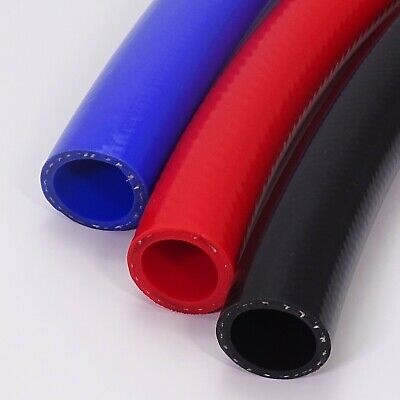 Silicone Hose Flexible Water Heater Pipes 1 Ply Silicon Tube Radiator Coolant