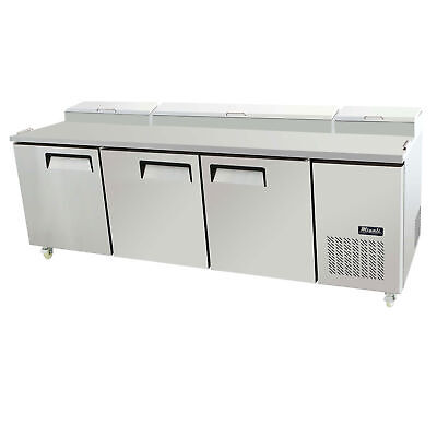 Migali C-pp93-hc 93 Pizza Prep Table Refrigerated Counter
