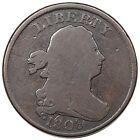 Draped Bust Half Cents (1800-1808)