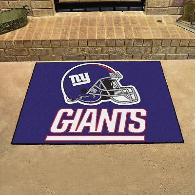 New York Giants All-Star Area Rug Mat Great for the Man -