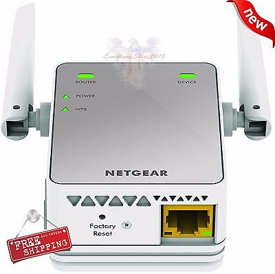 Wi Fi Range Extender Wireless Network Signal Booster Router Repeater Antenna New
