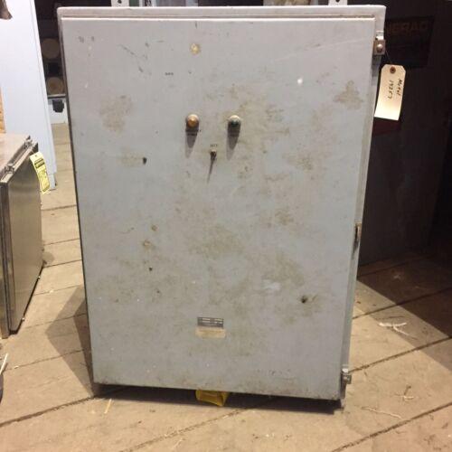 SAS-2-400 Switch 120/240 Volts, 400 Amps.