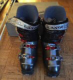 SKI BOOTS LANCER EXCLUSIVE SIZE 7 LADIES