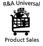 R&A Universal Product Sales