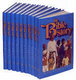 BIBLE STORIES, Uncle Arthur's 10 vol set Sp.Edition - Brand NEW!