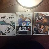 WII GAMES FOR SALE $10.00 each Kitchener / Waterloo Kitchener Area image 1
