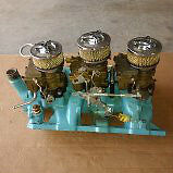 Pontiac Tri-Power &  Cylinder Heads