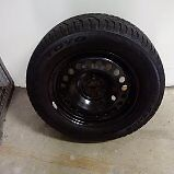 WINTER TIRES AND RIMS FOR JEEP CHEROKEE