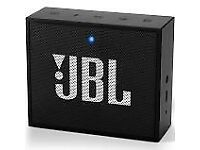 BRAND NEW JBL GO Portable Bluetooth Speaker - Black