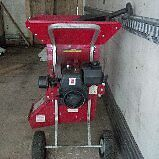 troy built wood chipper