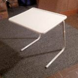 Table - Adjustable table that slides to you $ 10
