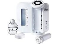 tomme tippee prep machine