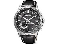 Citizen Satellite Wave Exclusive Men's Strap Watch