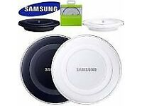 Brand New Wireless charger Galaxy S6 S6+ S7 Edge S8 iPhone 8, 8 Plus, iPhone X, Samsung S7, S8 & S9