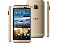 HTC m9 GOLD Faulty