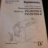 REDUCED - Panasonic Camcorder