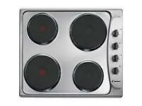 stainless steel candy 4 plate hob
