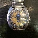 Rolex Unicorn 25 Jewels INCABLOC watch