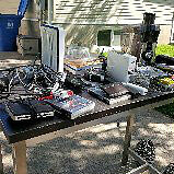 Moving sale (best offer) Wii, bluetooth, furniture