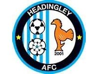 Headingley AFC - Reserves Manager Vacancy