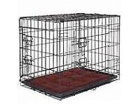Dog cage / carrier for small dog