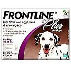 Frontline Plus for Dogs 45-88 Lbs