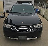 Exceptionally Clean 2007 Saab 9-7x