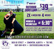 Outdoor Bootcamp May Promo
