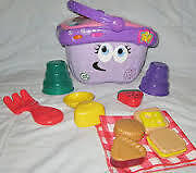LeapFrog Shapes And Sharing Picnic Basket Downtown-West End Greater Vancouver Area image 2