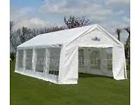 Marquee Hire - Cheap £295 for weekend hire - 4m x 8m Marquee - Bury St Edmunds and surrounding areas