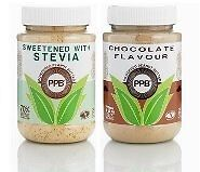 Wholesale Lot of 20 x PPB tubs- Powdered peanut butter, Stevia & Chocolate