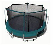 LAVAL =>LUNDI 31 AOÛT 10H-16H:NEUF! TRAMPOLINE 15 PIEDS+FILET