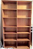 7 ft bookcase