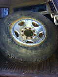 4-16x8 -8bolt rims and tires