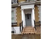DSS OK OWN DOUBLE ROOM PRIV BATHROOM IN FLAT SHARE IN HOLLAND RD IN KENSINGTON 20 MIN BUS HYDE PARK