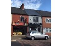 !!! FREEHOLD INVESTMENT PROPERTY COMMERCIAL SHOP FOR SALE,£10,000 RENTAL INCOME,NOTTINGHAM