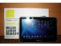 """Hannspree 10.1"""" Android Tablet"""