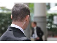 Close Protection Operative Female WANTED!!!