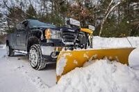 Cheap snow removal call/txt 580-6683 on call & seasonal