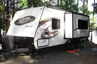 2015 -24 ft Forest River Surveyor Travel Trailer