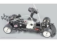 Wanted RC 2 stroke petrol car buggy 1/5 or 1/6 scale damaged or not working, tell me your price