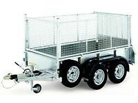 Ifor Williams GD84 Twin Axle Trailer