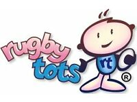 Rugbytots Lead Coaches needed LS29 area of Yorkshire