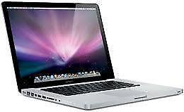 Apple Macbook Pro, mid 2010/12 cor i 5, 500GB pre-owned. with 30 days warranty, starting from $499.99