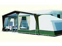 Bradcot Caravan Awning Extension