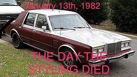 Wanted: 1979-89 Chrysler 5th Ave, or just rear axle