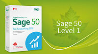 Basic Bookkeeping Course with Sage 50 Accounting